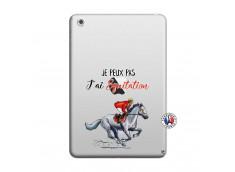 Coque iPad Mini 3/2/1 Je Peux Pas J Ai Equitation