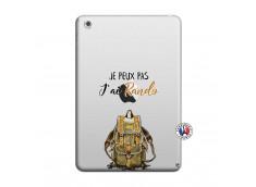 Coque iPad Mini 3/2/1 Je Peux Pas J Ai Rando