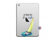 Coque iPad Mini 3/2/1 Je Peux Pas J Ai Voile