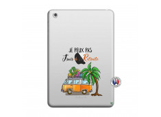 Coque iPad Mini 3/2/1 Je Peux Pas Je Suis A La Retraite