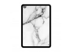 Coque iPad Mini 3/2/1 White Marble Noir