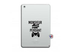 Coque iPad Mini 3/2/1 Monsieur Mauvais Perdant