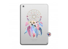 Coque iPad Mini 3/2/1 Multicolor Watercolor Floral Dreamcatcher