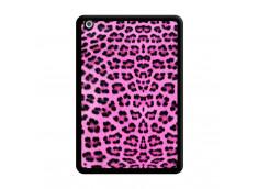 Coque iPad Mini 3/2/1 Pink Leopard Noir
