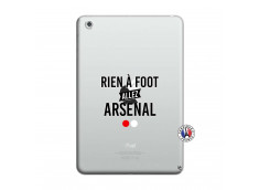 Coque iPad Mini 3/2/1 Rien A Foot Allez Arsenal