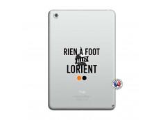 Coque iPad Mini 3/2/1 Rien A Foot Allez Lorient
