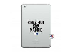 Coque iPad Mini 3/2/1 Rien A Foot Allez Madrid
