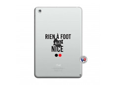 Coque iPad Mini 3/2/1 Rien A Foot Allez Nice