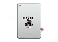 Coque iPad Mini 3/2/1 Rien A Foot Allez Nimes