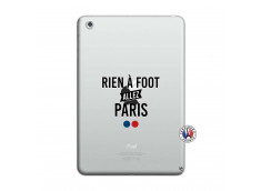 Coque iPad Mini 3/2/1 Rien A Foot Allez Paris