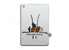 Coque iPad Mini 3/2/1 100 % Rugbyman Entre les Poteaux