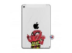 Coque iPad Mini 4 Dead Gilet Jaune Impact