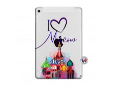 Coque iPad Mini 4 I Love Moscow