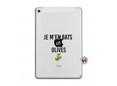 Coque iPad Mini 4 Je M En Bas Les Olives