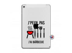 Coque iPad Mini 4 Je Peux Pas J Ai Barbecue