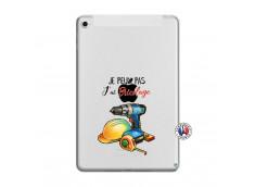 Coque iPad Mini 4 Je Peux Pas J Ai Bricolage