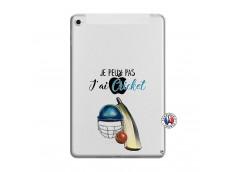 Coque iPad Mini 4 Je peux pas j'ai cricket