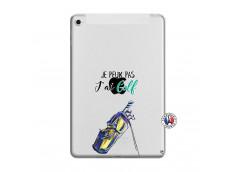 Coque iPad Mini 4 Je Peux Pas J Ai Golf