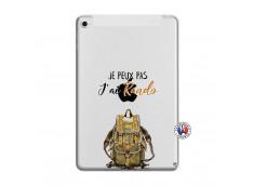 Coque iPad Mini 4 Je Peux Pas J Ai Rando