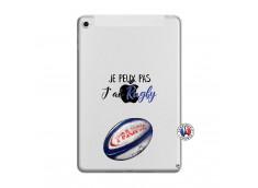 Coque iPad Mini 4 Je Peux Pas J Ai Rugby