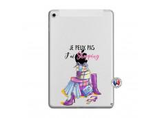 Coque iPad Mini 4 Je Peux Pas J Ai Shopping