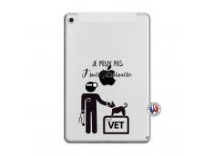 Coque iPad Mini 4 Je Peux Pas Je Suis Veterinaire