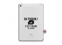 Coque iPad Mini 4 Oh Putain C Est L Heure De L Apero