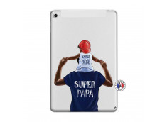 Coque iPad Mini 4 Papa Super Heros