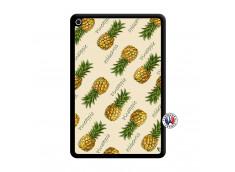 Coque iPad Mini 4 Sorbet Ananas Noir