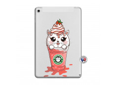 Coque iPad Mini 4 Catpucino Ice Cream