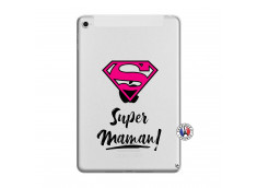 Coque iPad Mini 4 Super Maman