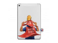 Coque iPad Mini 4 Super Papa et Super Bébé