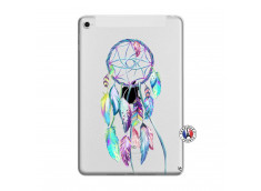 Coque iPad Mini 5/4 Blue Painted Dreamcatcher