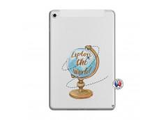 Coque iPad Mini 5/4 Globe Trotter