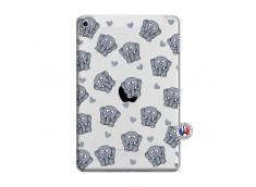 Coque iPad Mini 5/4 Petits Elephants