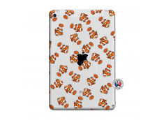 Coque iPad Mini 5/4 Petits Poissons Clown