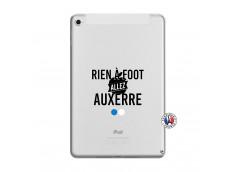 Coque iPad Mini 5/4 Rien A Foot Allez Auxerre
