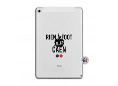 Coque iPad Mini 5/4 Rien A Foot Allez Caen
