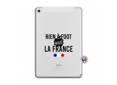 Coque iPad Mini 5/4 Rien A Foot Allez La France
