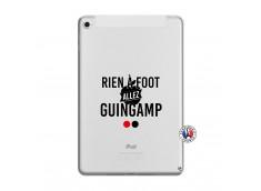 Coque iPad Mini 5/4 Rien A Foot Allez Guingamp