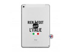 Coque iPad Mini 5/4 Rien A Foot Allez L'Italie
