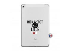 Coque iPad Mini 5/4 Rien A Foot Allez Lille