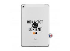 Coque iPad Mini 5/4 Rien A Foot Allez Lorient