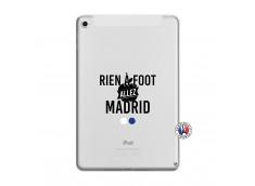 Coque iPad Mini 5/4 Rien A Foot Allez Madrid