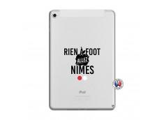 Coque iPad Mini 5/4 Rien A Foot Allez Nimes