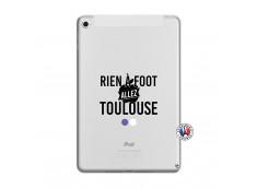 Coque iPad Mini 5/4 Rien A Foot Allez Toulouse