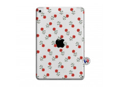 Coque iPad Mini 5/4 Rose Pattern