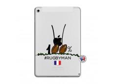 Coque iPad Mini 5/4 100 % Rugbyman Entre les Poteaux