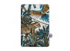 Coque iPad Mini 5/4 Leopard Jungle