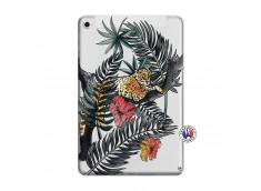 Coque iPad Mini 5/4 Leopard Tree